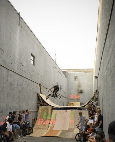 Drop Anchors #bmx