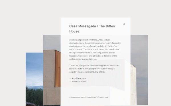 Medium #article #layout #blog