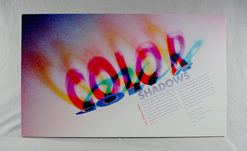 color_shadows_full poster.jpg #effects #color #texture #photography #poster