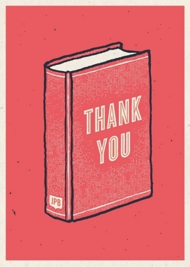 Graduation Thank You cards on the Behance Network #print