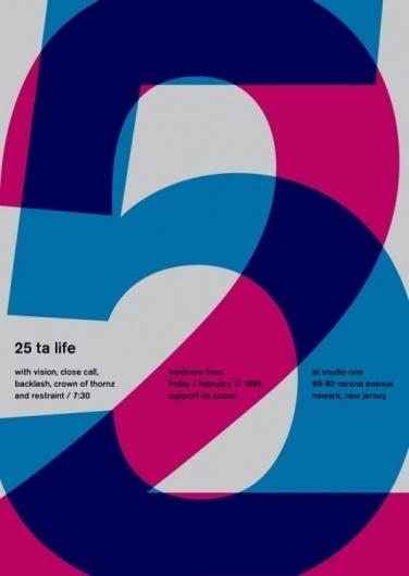 WANKEN - The Blog of Shelby White» Swissted: Where Punk Rock meets Swiss Modernism #ta #helvetica #life #25