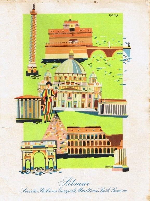 Flickr Photo Download: Roma #illustration