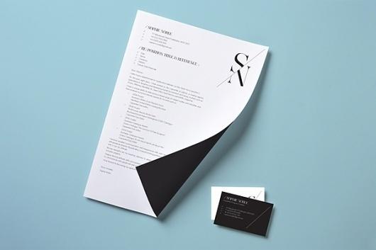 Looks like good Graphic Design by Fernanda Porto #namecards #branding #letterheads