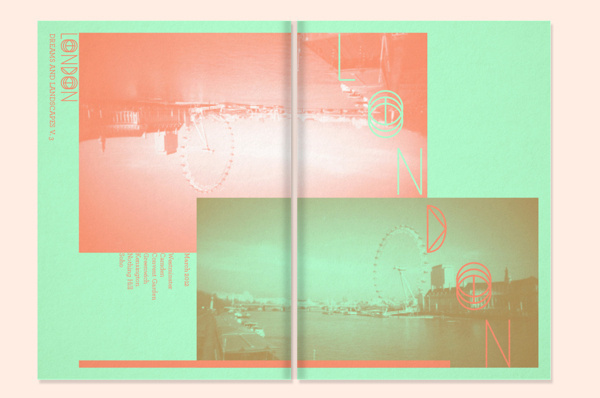 Travel Diaries on Behance #london #photography #editorial