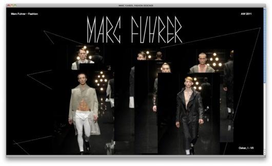 Oskar AW 2011, Website | Studio Reizundrisiko, Contemporary Graphic Design, Switzerland #basel #marc #fuhrer #design #marcfuhrer #com #fashion