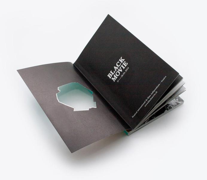 NEO NEO | Graphic Design #die #cut #publication