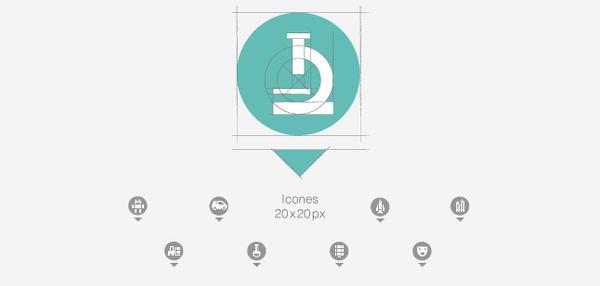 Nouvelle carte interactive Econovista | Phileman Agence de communication et de design Nantes / Lorient #icone #icons #pittogramma #pittografia #fonts #construction #sinnbild #structure #picto #signalisation #symbole #signe #icon #piktogramm #button #grid #idogramme #pictogramme #symbol #pictograms #svg