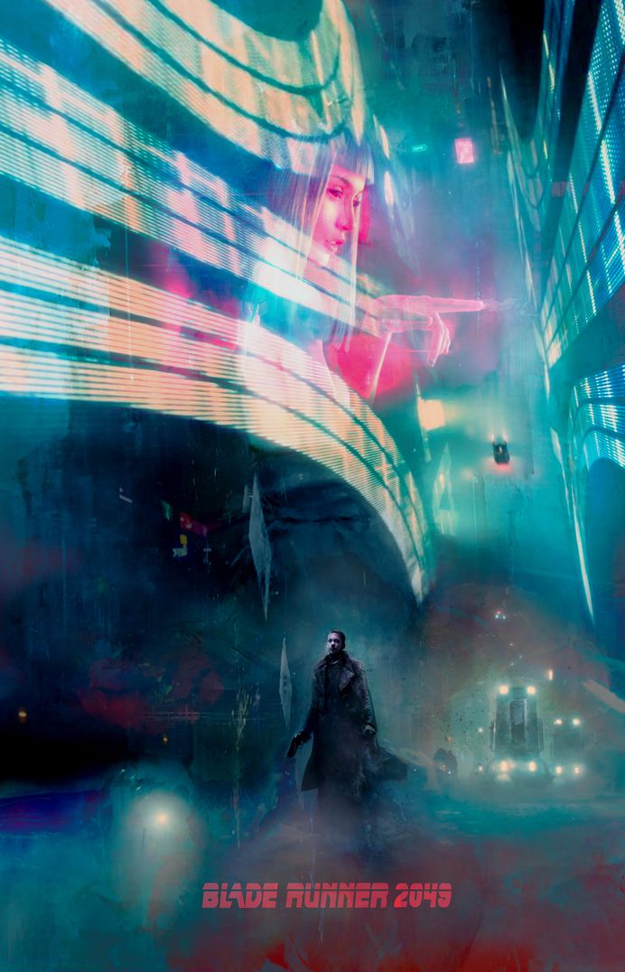 Blade Runner 2049 by Christopher Shy
