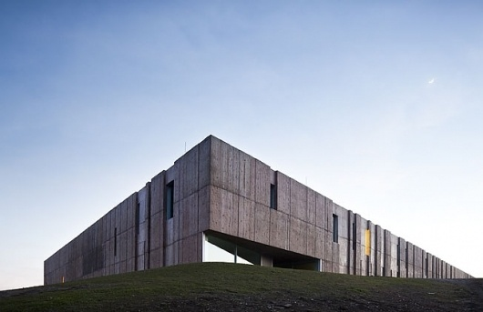 Architecture Photography: More photos of the Museum of Art and Archaeology of the Côa Valley - CAMILO_REBELO_MUSEU_FOZ_COA_060211_0518 (135 #archeology #stone #museum #of #portugal #architecture #art #and