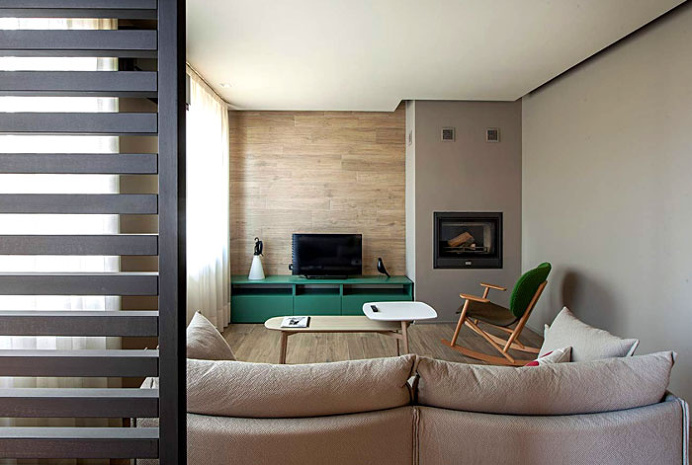 Apartment Renovation by Fulssocreativo - #decor, #interior, #home
