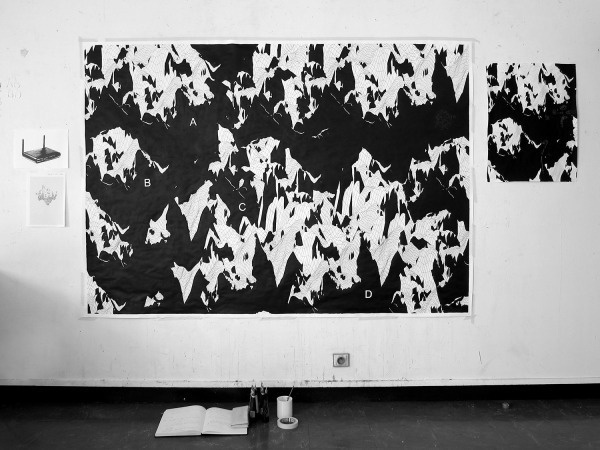 Peter Jellitsch   PICDIT #design #drawing #data #art