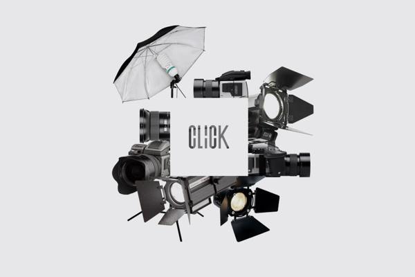 Click Estúdio on Behance #camera #photography #click #photoshoot