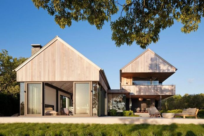 Montauk Weekend Residence by Robert Young Architects 1