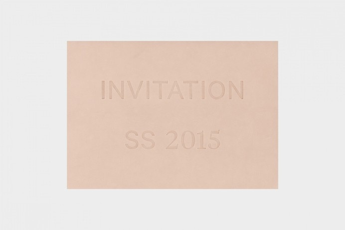 PB 0110 – SS 2015 Invitation – Haw-lin Services #typography