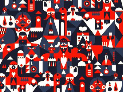 cover illustration #argijale