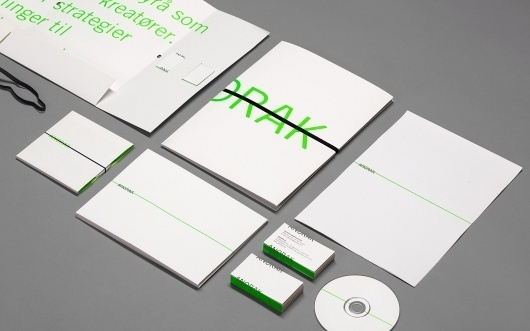 Heydays — Anorak #stationery #branding #typography