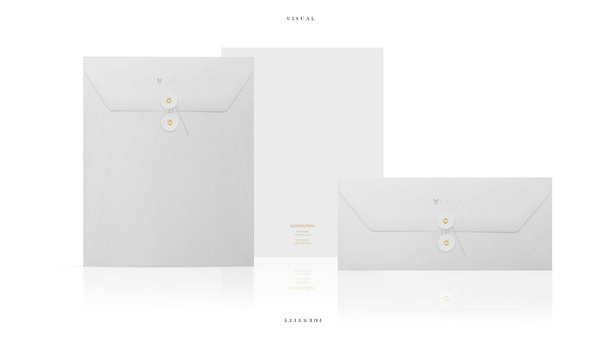 Bruno Tatsumi / School/SS99 #office #design #identity #branding