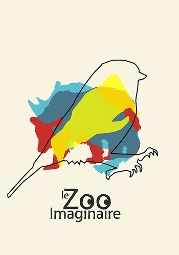 Le Zoo Imaginaire / Anthony Peters picture on VisualizeUs #imaginaire #zoo #silhouette #animals