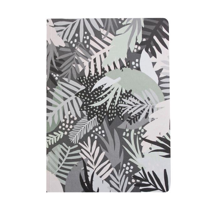 #nordic #design #graphic #illustration #danish #bright #simple #nordicliving #living #interior #kids #room #notebook #jungle #grey #write