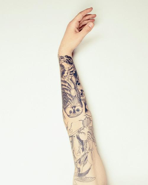 Je te veux. N'arrête pas. #owl