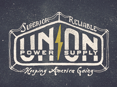Union_power_supply #logo