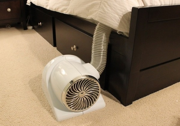 Bedet – Ultra Rapid Heating And Cooling For Your Bedding #cooling #gadget #home