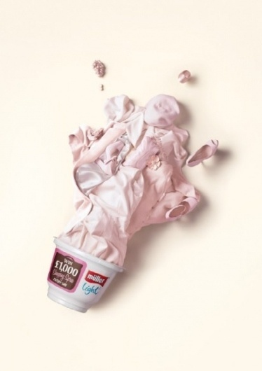 I Believe in Advertising | ONLY SELECTED ADVERTISING | Advertising Blog & Community » Mullerlight: Spill #advertising