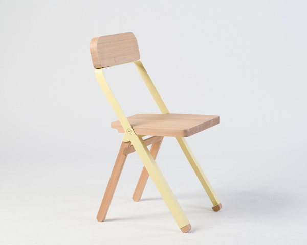 Knauf and Brown | Profile Chair #chair
