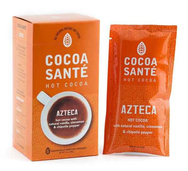 Cocoa Santé Hot Cocoa by Lakuna Design