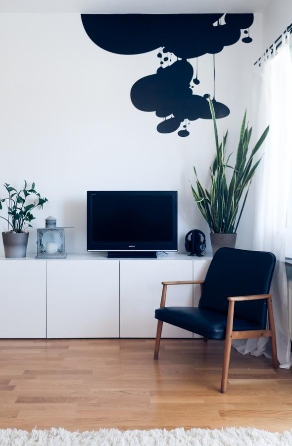 Black Leagage world war II wall art stickers vinyl #furniture #graphic #interior #wall