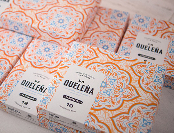 Arabian desert packaging #design #packaging #arabia #arabic #pattern #art #food