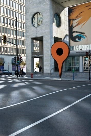 cher campbell #google #montreal #maps