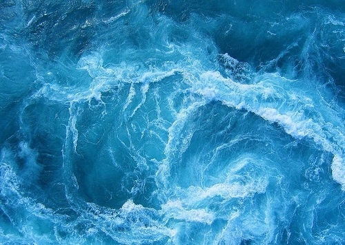 Turbulence 3 | Flickr - Photo Sharing! #ocean #photography #sea #blue #waves