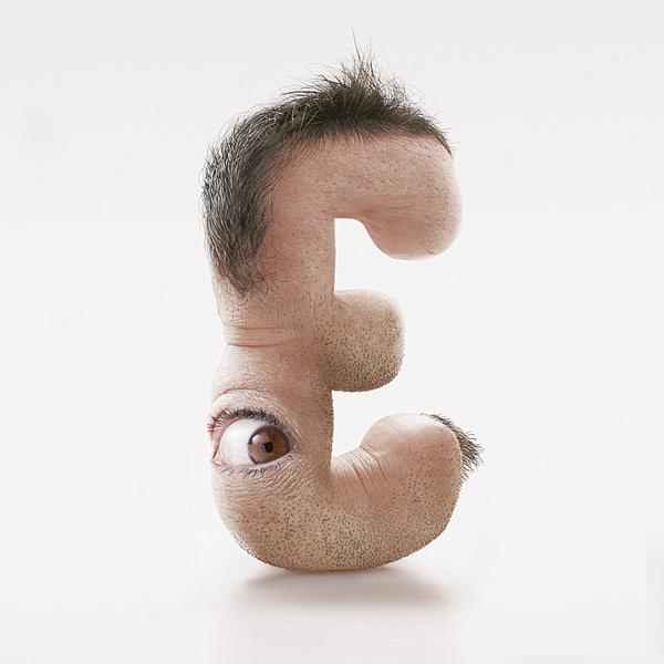 Human type for KEROZEN #type #face