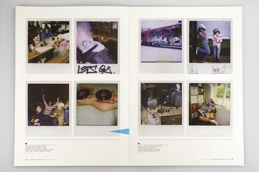 –Everyday Magazine : Mikael Fløysand #publication #grid #spread #layout #magazine