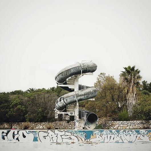 BLDG//WLF - Part 2 #playground #photography #architecture #minimal #slide