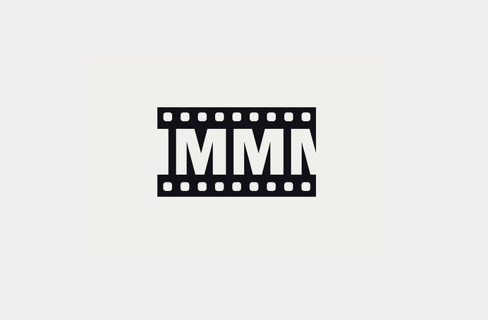 International Movie Magazine Network — Mucho #mucho #brand #symbol #identity #logo