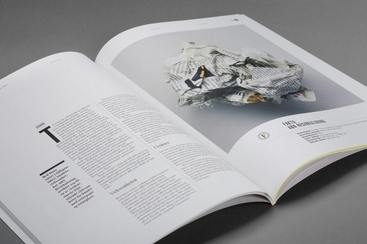 HEYDAYS – Recent Projects Special | September Industry #print #design