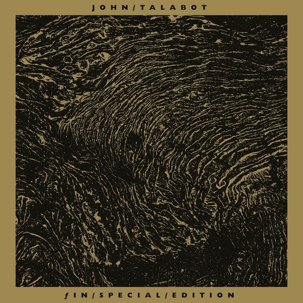 John Talabot's Æ'IN Gets Deluxe Edition #abstract #album #print #cover #artwork