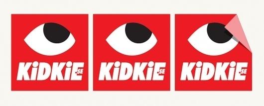 Kidkie #kidkie #sweden #stickers