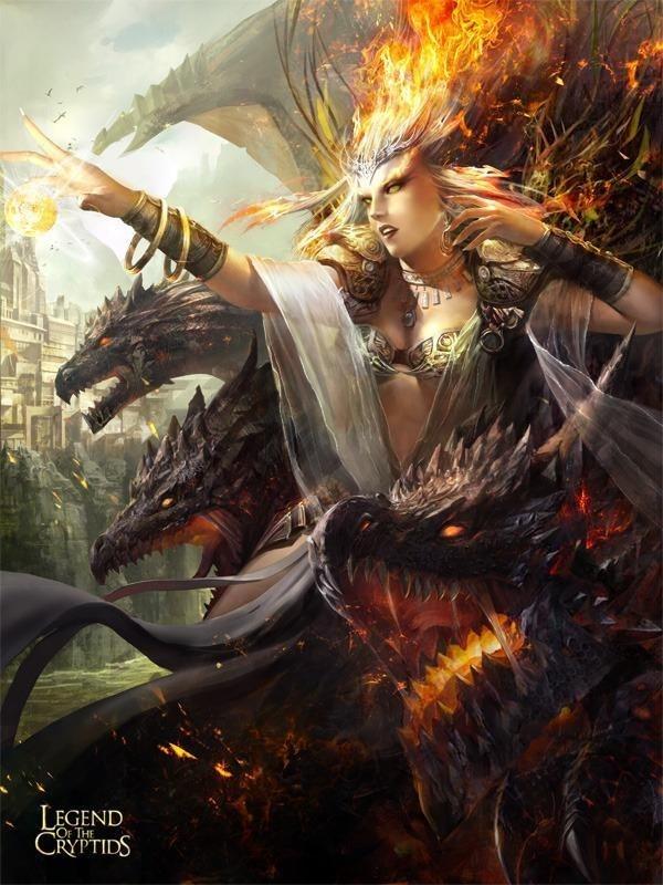 Legend of the Cryptids #legend #of #the #cryptids #game