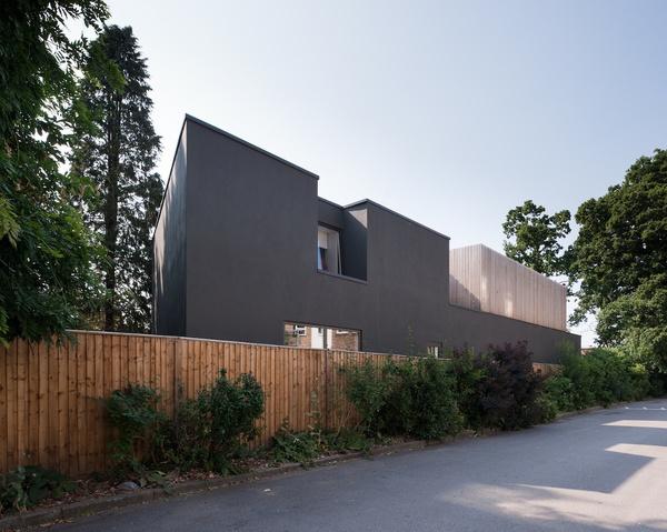 Wedge House by SOUP Architects Ltd #minimal #minimalist #house #minimalism