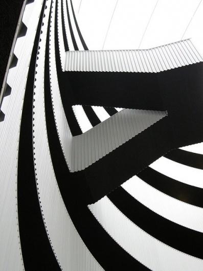 ABSTRACT ARCHITECTURE | Flickr - Photo Sharing! #denmark #copenharen #architecture #silo #mvrdv #gemini