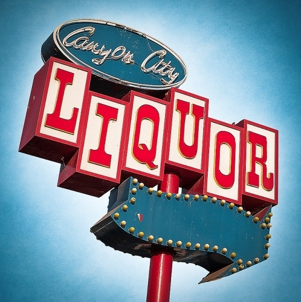 Canyon City Liquor | Flickr - Photo Sharing! #signage #american #sign