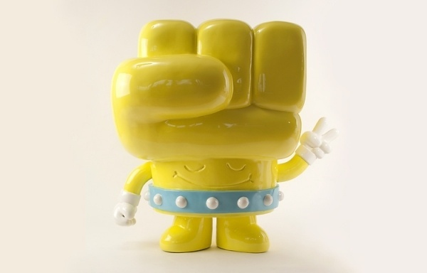 Moody/superdeux · Products · Toykyo #toys #yellow #design #toykyo #hand