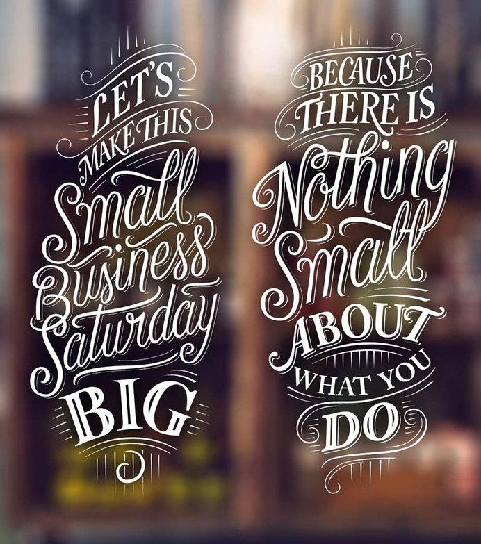 Joseph Alessio via www.mr-cup.com #typography