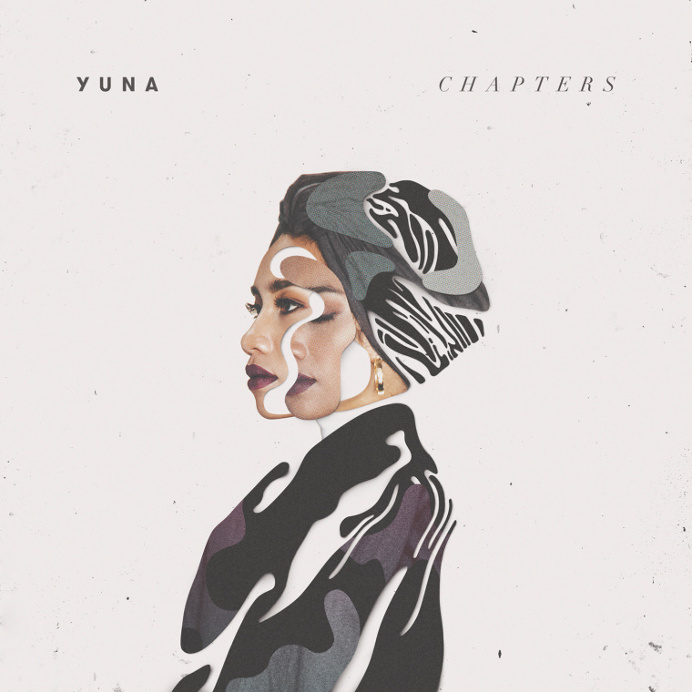 yuna Chapters LP album artwork