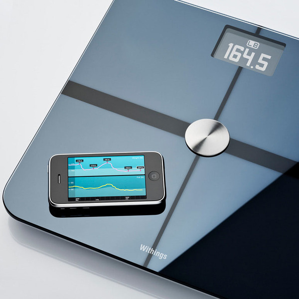 Withings WS-50 Smart Body Analyzer #tech #gadget #ideas #gift #cool