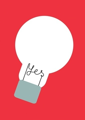 James Joyce #bulb #red #joyce #james #light