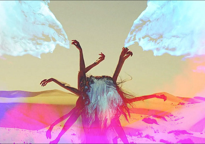 Charles Bergquist-amazing video for tycho #tycho #color #video #sand #music #short